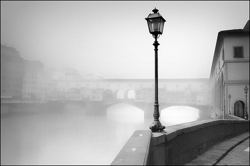 Florence in mist (by FaP ;-))