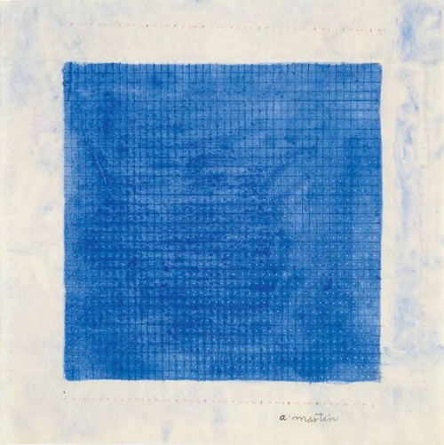 michaelcharles:  Agnes Martin