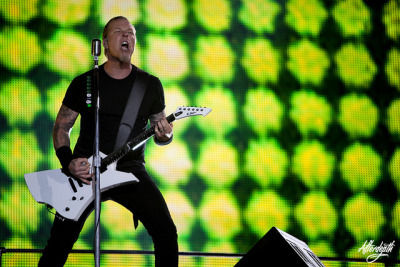 Metallica at Sonisphere on Flickr.