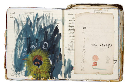 (via Oliver Jeffers: Sketchbook Wonder « Sketches & Jottings)