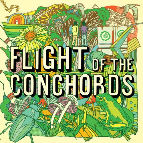 Flight of the Conchords - If You're into It