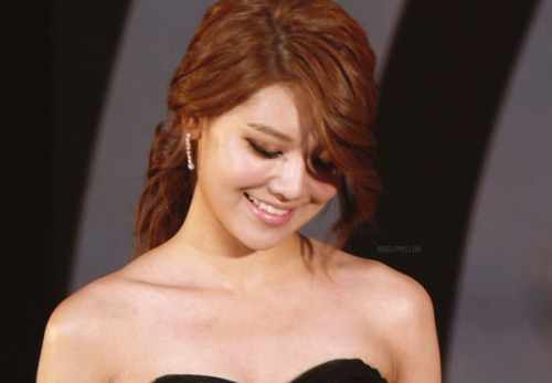 smile for the day: Choi Soo Young