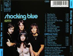Shocking Blue is one of my favorite bands of all times!!!