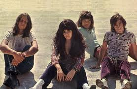 The Singer of Shocking Blue had hair for days!