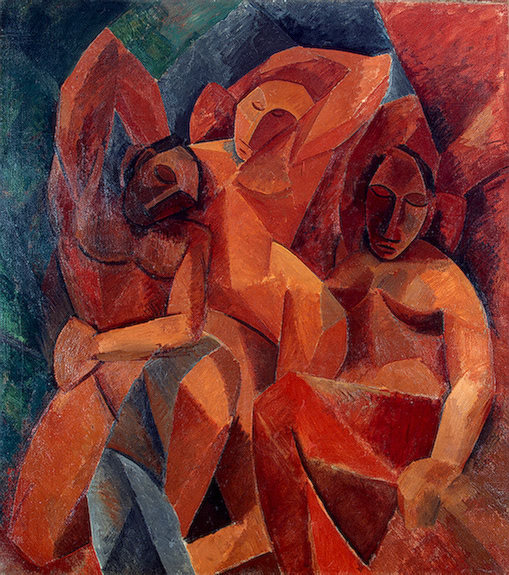 Picasso - 'Three Women' - 1908