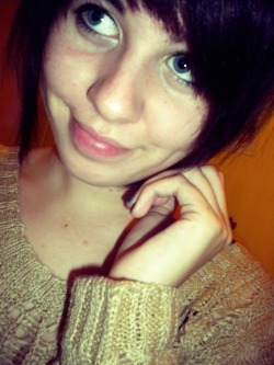 'Ma Bird' I Love my girlfriend. (: <3 meganticktock:  wrapped up warm, i am honestly feeling christmassy ALREADY. oh gosh..