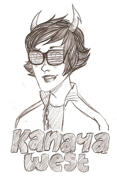 Anonymous asked you: Can I See Some Kanaya West Up In This Heezy?  True musical genius