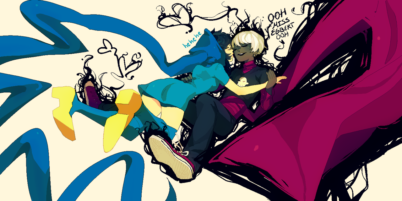 bigger version hi i can't stop genderbending the homestucks