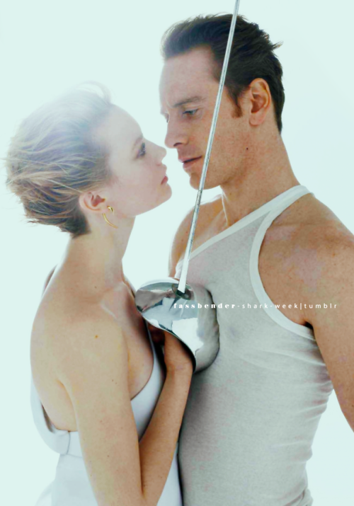 fassbender-shark-week:  I've always wanted to edit this and I finally found a bigger scan of it so yay!