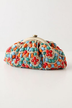 (via Chivalrous Clutch - Anthropologie.com)