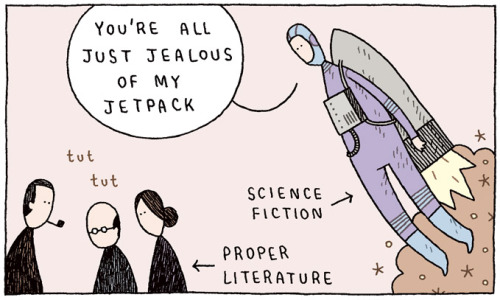 are2:  Tom Gauld  tut tut