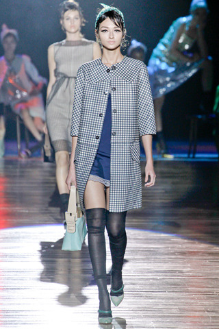 Marc Jacobs SS2012  Underwear/Outerwear.