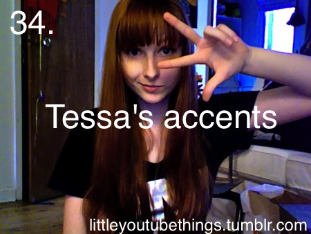 littleyoutubethings:  Submitted by: brittabarricade