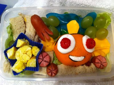 lunchboxawesome:  Bento Day 11