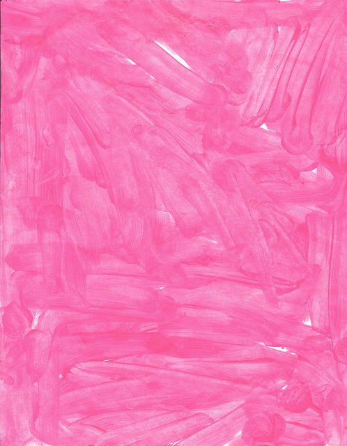 n-ewday:  pink brush strokes
