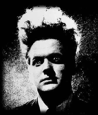 Creepy as hell. -> Eraserhead, David Lynch