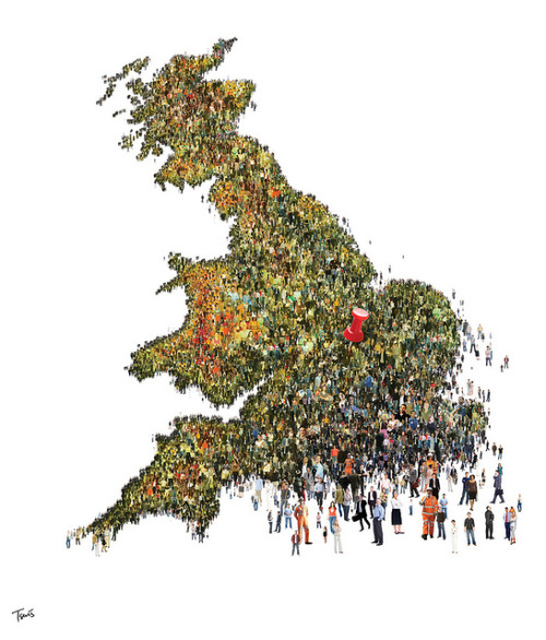 Network Rail: Be part of our plan by tsevis on Flickr.