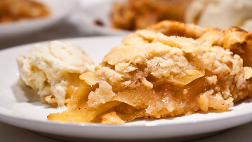 mothernaturenetwork:  How to make an apple pie from scratchFall is approaching, and it's the perfect time to master your new favorite apple pie recipe. Try these expert-approved tips.  You must first create the Universe.