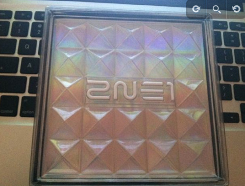 I'm giving away a copy of 2NE1's 2NE1 album. You may reblog once, and only once, or you'll be disqualified. You may like the post, but it won't have an effect.  You don't have to be following me.  The deadline is September 30th, please don't reblog this after that date.  You must have your ask box open to win.