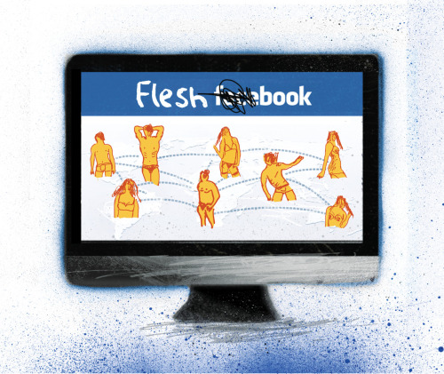"In light of Facebook's big change today, we present you with a story from the latest issue of Utne Reader, a little piece we call ""Friend Me, Undress Me"":  Looking to take your Facebook stalking to a whole new level? You're in luck: Now you can see what your friends look like naked. For 50 bucks, users can download FalseFlesh and alter photos in two smarmy ways: by superimposing  the heads of acquaintances onto naked bodies or by virtually undressing  them.  Keep reading …"
