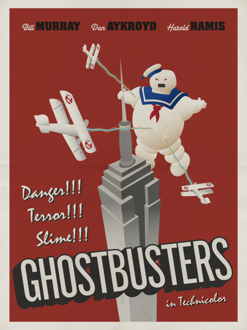 GhostbustersMade and submitted by Matt Owen