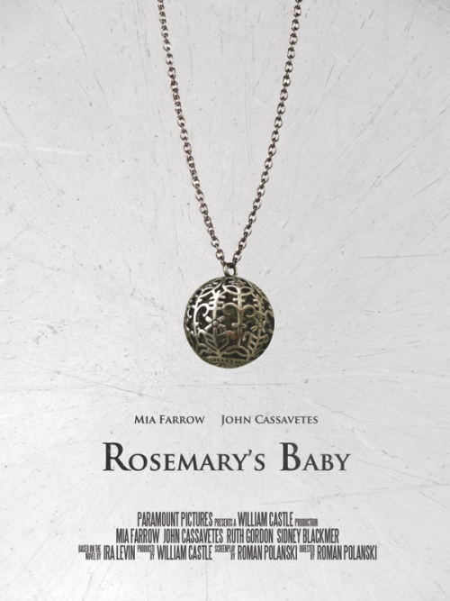 Rosemary's Baby Made and submitted by Vincent Gabriele