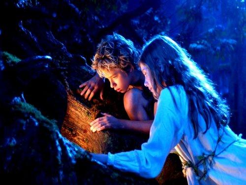 """""""Então venha comigo, para onde nascem os sonhos, e o tempo nunca é planejado. Basta pensar em coisas alegres, e seu coração vai voar nas asas, para sempre, na Terra do Nunca!""""Peter Pan."""