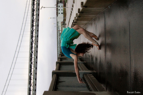 balletzaida:  Dancer - Ellen Rose Hummel. Location - San Francisco, California. © 2011 Oliver Endahl Become a fan of Ballet Zaida on Facebook.