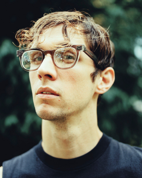 I've got a thing for glasses! ryanpfluger:  Portraits in the Park - tyler, 2011