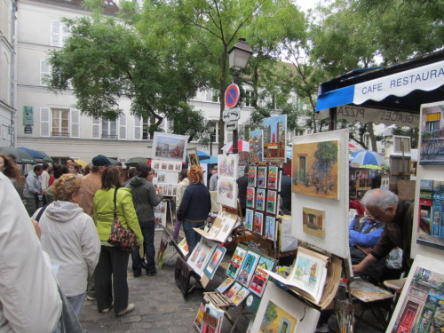 Did I mention that I loveeed Montmartre?