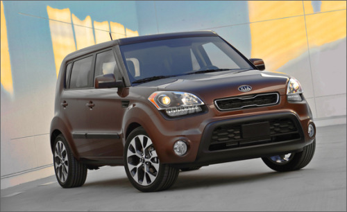 Check out our review of the more-powerful #Kia Soul