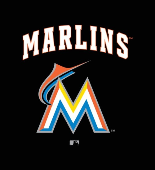 sfbirdie:  sbnation:  thetickr:  New Florida Marlins logo. Hit or miss?  Awful  No.   I have no idea why I love this logo, but I do.