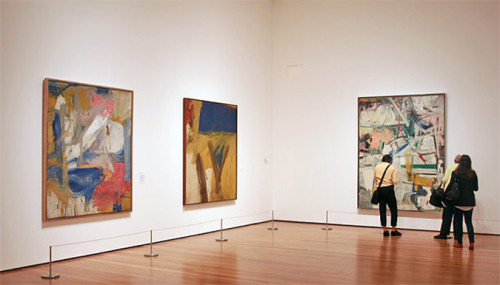 "The Excavator: ""De Kooning"" Curator John Elderfield on Lost Themes, the Misunderstood Late Work, and the Pleasures of Google - ""The Museum of Modern Art's ""de Kooning: A Retrospective"" is a mammoth rethinking of Willem de Kooning oeuvre and career, and as such is the latest master class in curation by John Elderfield, the museum's chief curator emeritus of sculpture and painting."""
