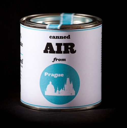 langst:  (Onestep Creative  » Canned Air from Prague)