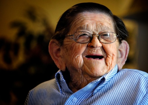 "Karl Slover is 93 today. He is one of the four living ""Munchkins"" from The Wizard of Oz (1939)."