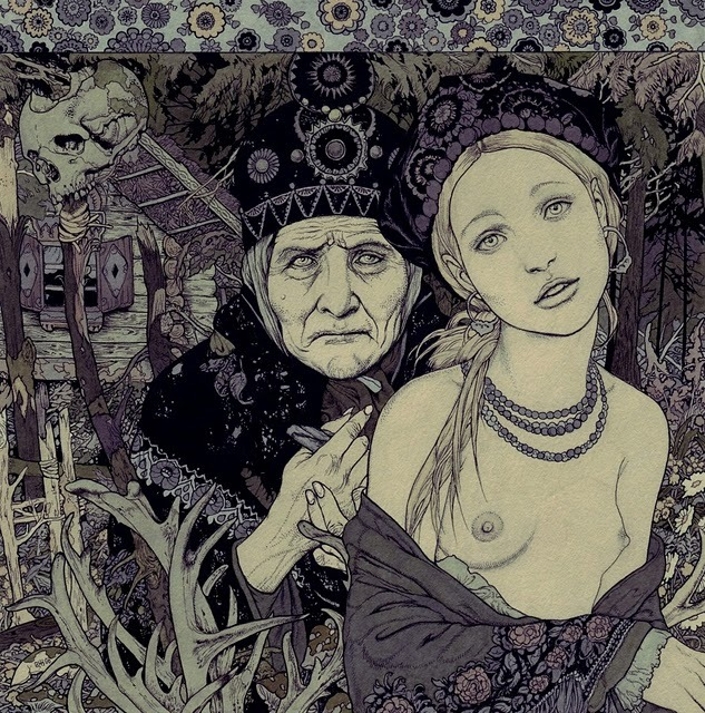 ikilledjackjohnson:  Vania Zouravliov - Fairy Godmother