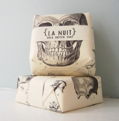 oliphillips:  Le Nuit Shea Butter Soap by Sweet Petula