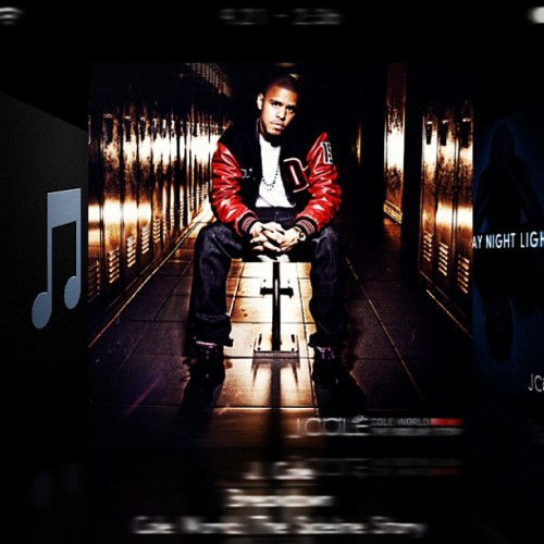 Cole World: The Sideline Story #dope  (Taken with instagram)