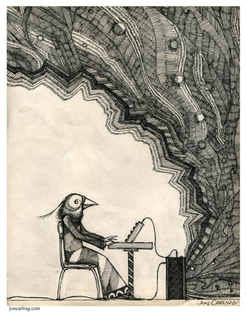 joncarling:  'MoogBird' Jon Carling 2011