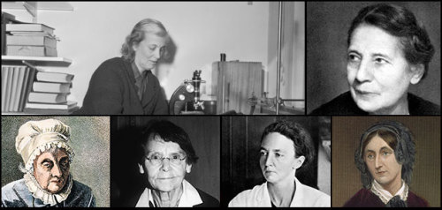 discoverynews:  jtotheizzoe:  Ten Historic Female Scientists You Should Know (via Smithsonian Magazine)  UPDATE: Here's another interesting list of women in science from the Science Channel.