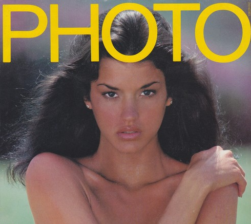 monsieur-j:  Janice Dickinson Cover of Photo 1984   omg. she was beautiful!