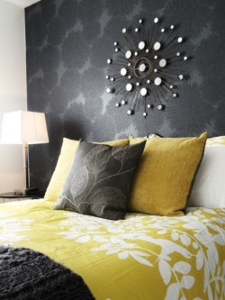 http://www.nestinstinct.com (via Modern Guest Room - contemporary - bedroom - boise - by Judith Balis)