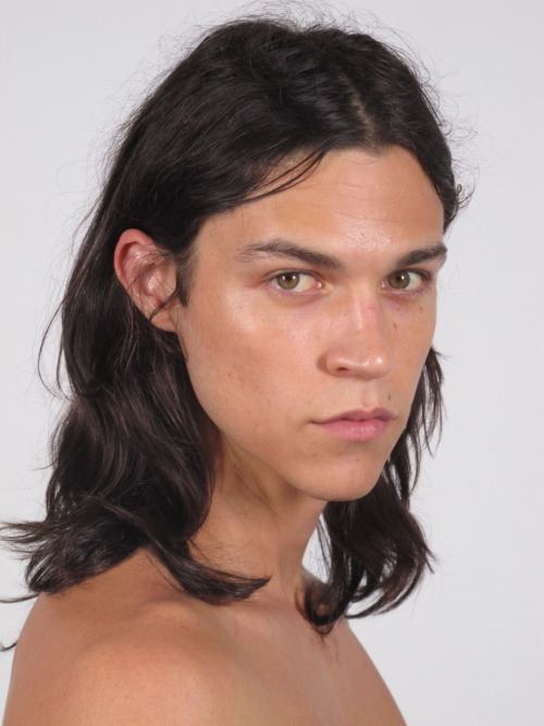 malemodelmadness:  Miles McMillan at DNA
