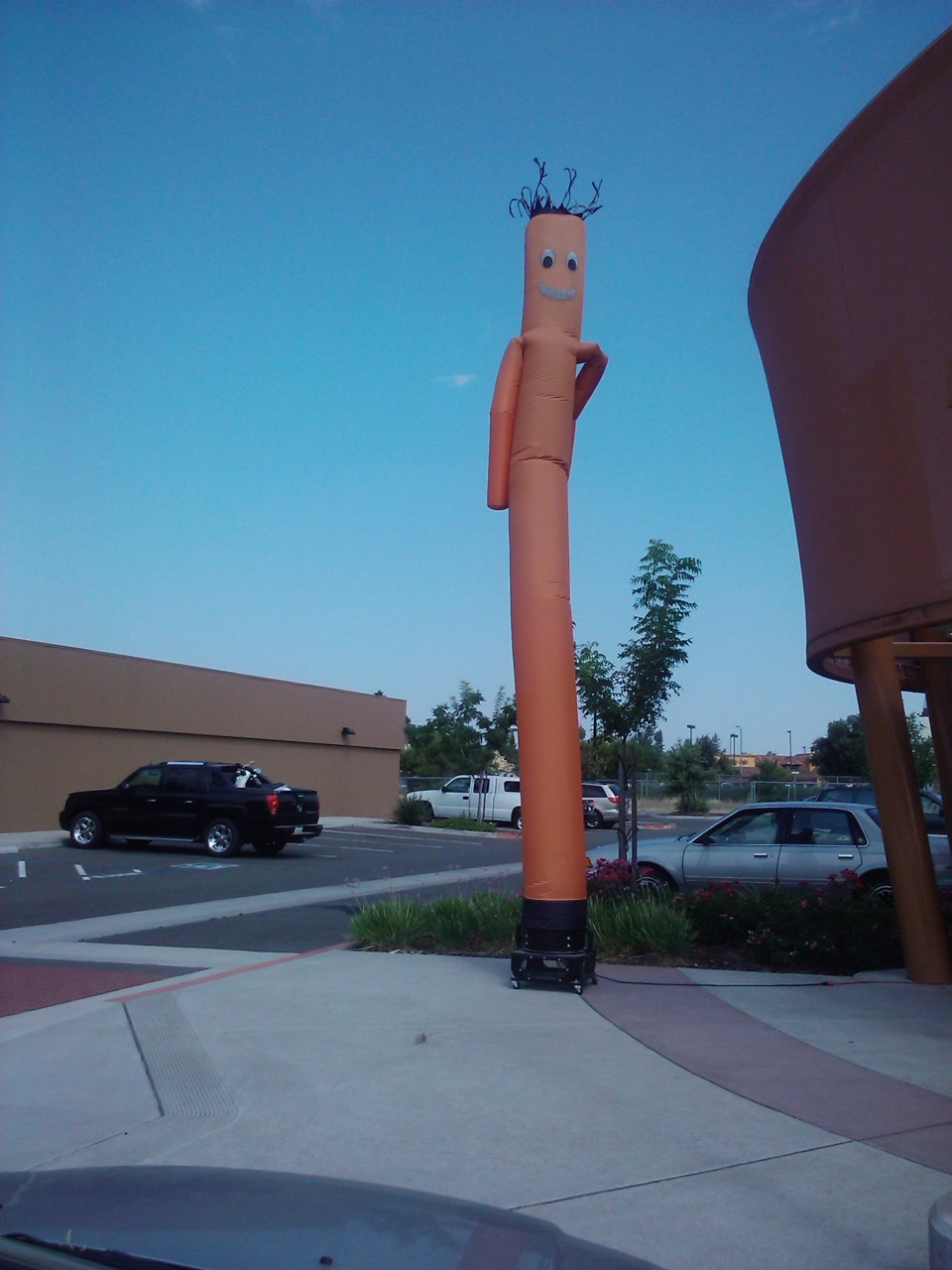 """Wacky Wavy Inflatable Arm Flailing Tube Man""… Made my day seeing this. I Love Family Guy!"