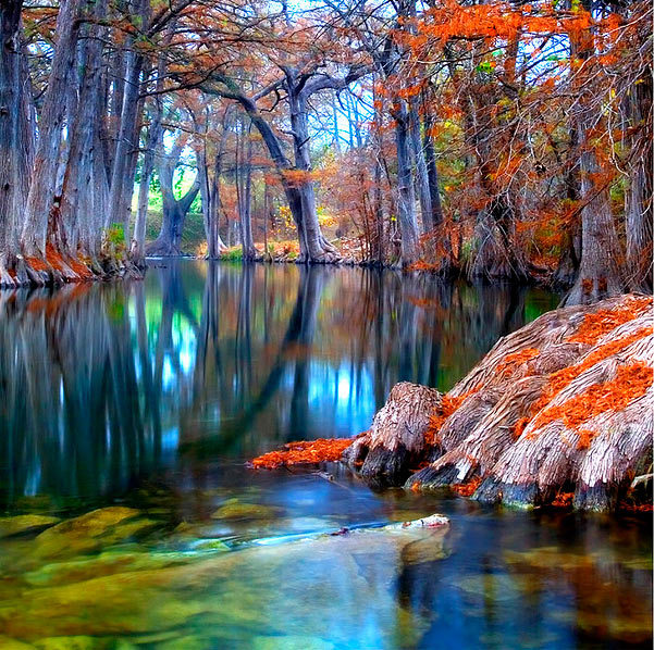 llbwwb:  Autumn Reflections  (via Smashing Picture)