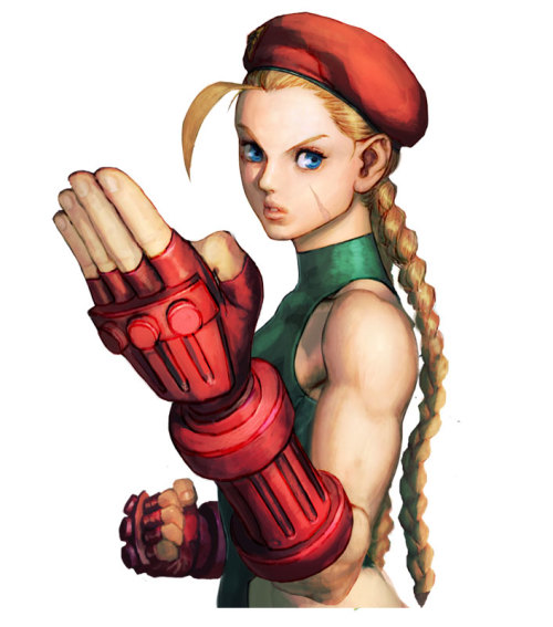 Cammy. She is awesome.