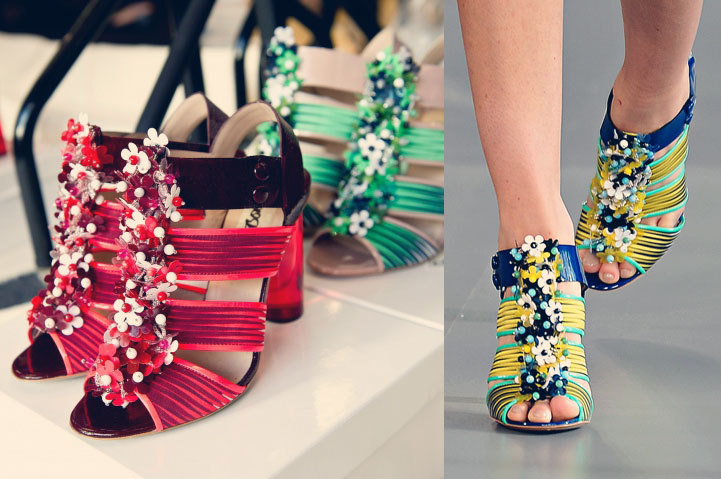 Fun! (Peter Pilotto Spring 2012)