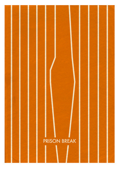 oliphillips:  Prison Break Available to Buy on Society6 Here