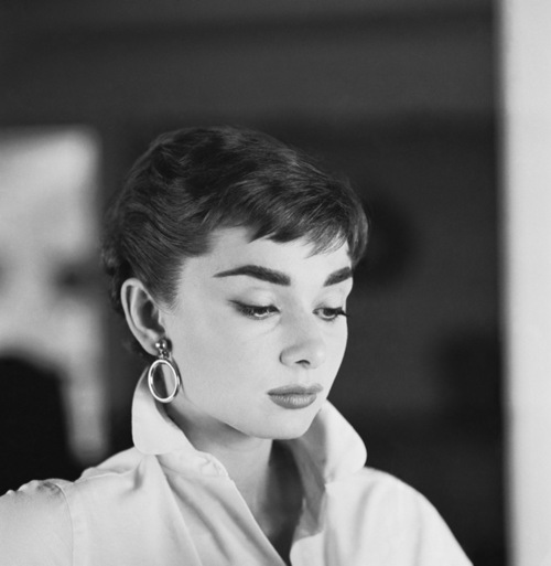 mygrandmaswardrobe:  Audrey Hepburn (1950's) - WOMEN OF FASHIONS GREATS #2