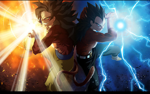Dragon Ball: Saiyan Revenge